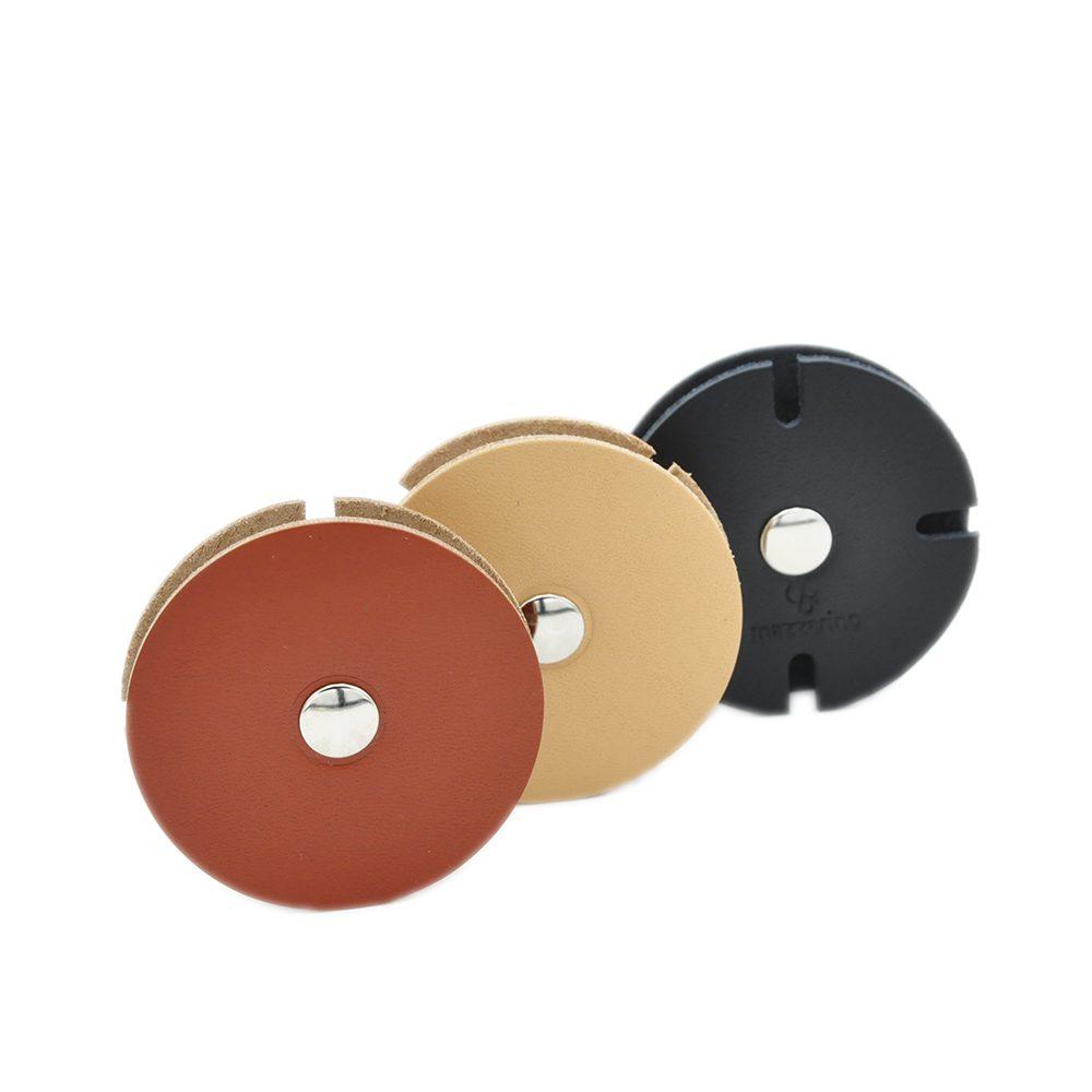 enrouleur cuir yophone mazzarino trio