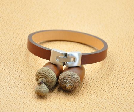 bracelet cuir mazzarino Enna